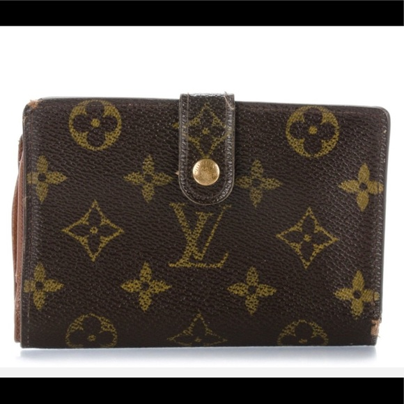 018e1d2350 Louis Vuitton Bags | Vintage Bifold Wallet | Poshmark